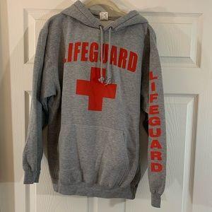Lifeguard | Gray | Sweatshirt | Hoodie